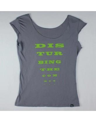 Women's Eye Chart T-Shirt