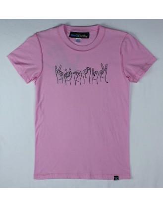 Women's Bilingual T-Shirt